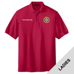 L500 - M129-S2.0-2016 - EMB - Ladies Pique Polo