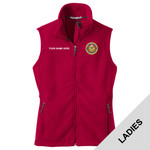 L219 - M129-S2.0-2016 - EMB - Ladies Fleece Vest