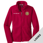 L217 - M129-S2.0-2016 - EMB - Ladies Fleece Jacket